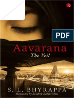 @BooksThief Aavarana by #SLBhyrappa.epub