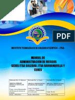 Arc_5815 Manual Administración Del Riesgo