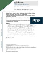 The Berkeleylactones, Antibiotic Macrolides From Fungal