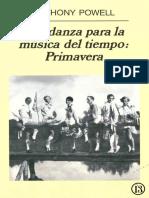 Powell Anthony - Una Danza Para La Musica Del Tiempo 01 - Primavera