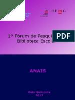 Anais Verso Completa