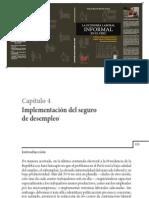 El Seguro de Desempleo en El Perú-Propuesta