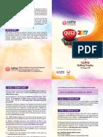 Brochure Quiz 2017 1