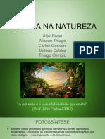 Química Na Natureza