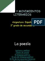 Introducción a La Poesía LMCG