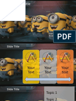 Powerpoint.sage Fox.com Minions PowerPoint Template Free 6 Sage Fox.com
