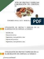 Utilización de Fruta y Especias en La Cerveza_lo Básico