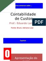 CUSTOS - CAPITULO I