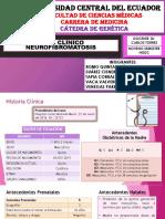 Caso Clínico Neurofibromatosis