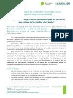 Curación - Trabajo Final de Integración Para Los Que SI Van Al Aula - 2C2018 (1)