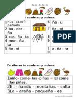 17 Frases para ordenar •.doc