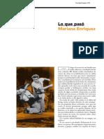 Enríquez - Lo que pasó.pdf