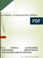 Derecho de Familia Unc 2018