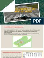 Trazo Geométrico Del Campo de Vuelo Parte 1,2,4