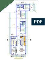 Planos de Arquitectura 4to Piso