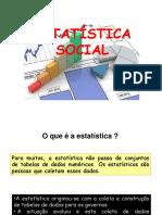 Estatística Social (Conceitos)