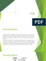 PHP Clase Semana 2