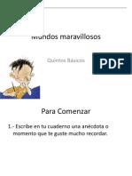 Textos Narrativos Quintos (2)