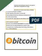 Nueva Guia Para Genera Bitcoins Gratis Hazte Un Sueldo Diario Enero2018