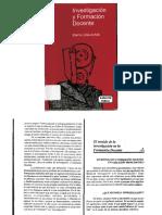 Investigación y Formacion Docente Achilli