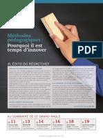 Dossier Innovation HEI Info 2015