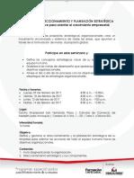 Dirección y Planeación Estratégica