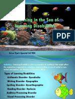 learning disabilities erica tjart