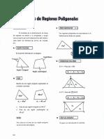 Area de regiones poligonales