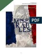 Los Miserables - Libreto