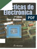 Practicas de Electronica Malvino (libre).pdf