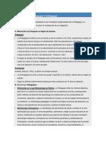 Diferencias Entre Pedagogía Y Andragogía