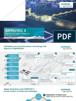 SIPROTEC 5 - The Core of Digital Substations
