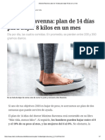 Nivel de Desarrollo LOD - Javier Alonso