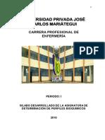Silabo - Determinacion de Perfiles Bioquimicos-marisol