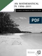 Australia Math Olympiad