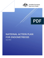 National Action Plan for Endometriosis