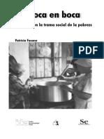 1. Fasano_El Chisme en Le Atrama Social de La Pobreza