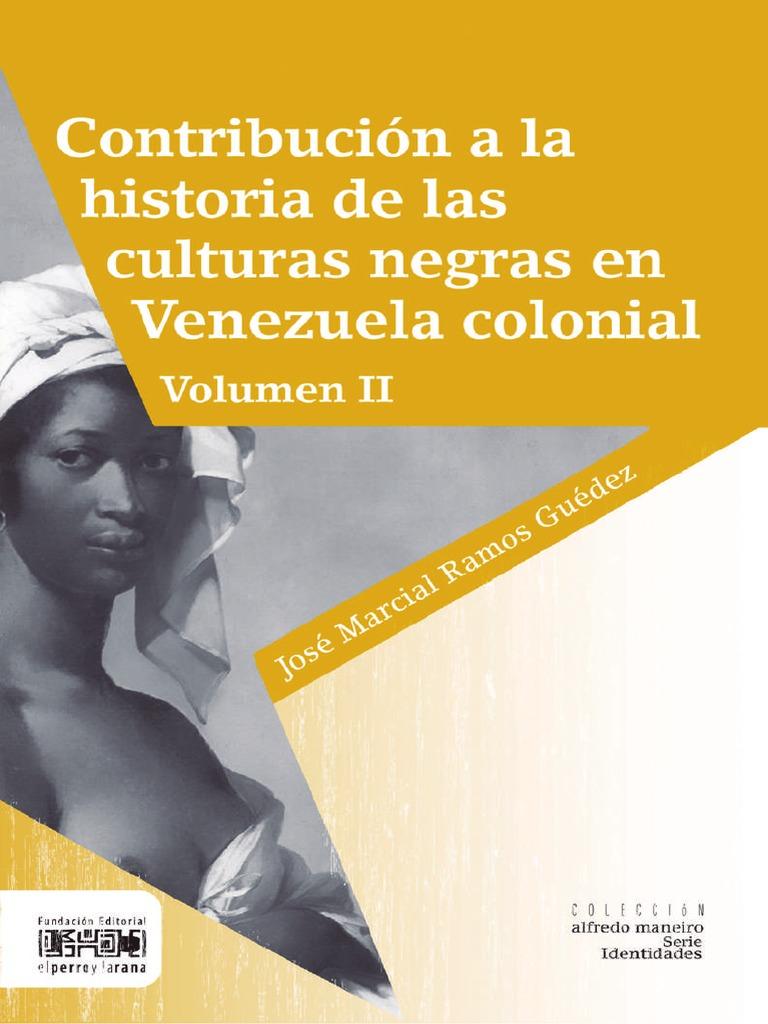 Amaranta Ruiz Culo culturas negras 2.pdf | esclavitud | venezuela