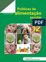 Políticas de Alimentação Escolar