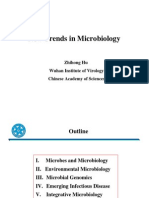 New Trends in Microbiology