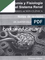 Anatomia y Fisiologia Del Sistema Renal Con Correlacion Clinica_booksmedicos.org