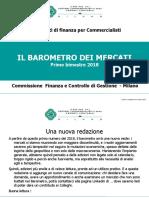 Barometro Dei Mercati 2018 01