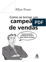 DocGo.net Como Se Tornar Um Campeao de Vendas de Allan Pease.pdf