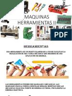 Maquinas y Herramientas II