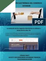 Presentación de Gestión Electrónica de Comercio Exterior