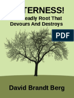 BITTERNESS! - The Deadly Root t - David Brandt Berg