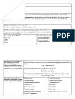 podcast it planning form