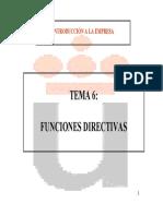 Lectura Habilidades Directivas
