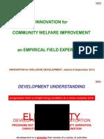 IBEKA - Inclusive Development