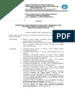 SK Pembagian Tugas TP 2018-2019